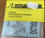 A-line 29200 Windshield Wipers Long And Short Nos Div Of Proto Power West