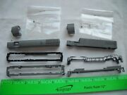Lot Of 2 U25 U25b Body Shell Assembly Only, Undecorated, For Atlas Kato, N Scale