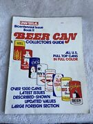 1976 Vtg Beer Can Collectors Guide Universal Bicentennial Issue Book Ii