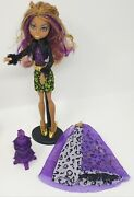 Monster High 13 Wishes Haunt The Casbah Clawdeen Wolf Doll Semi Redressed Read