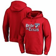 Fc Dallas Fanatics Branded Hometown Collection Pride Of Texas Pullover Hoodie -