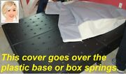 Base Cover For Sleep Number E King Bed Goes Over Modular Frame And Under Mattress