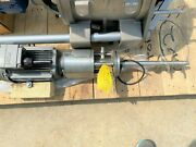 Unused High Shear Stainless Steel Mixer With 3 Hp Sew Drive