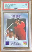 1996 Sports Illustrated For Kids Tiger Woods Rookie Rc 536 Psa 8 Nm-mt