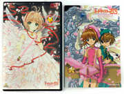 Anime Dvd Card Captor Sakura Sealed Cards With First Edition Booklet