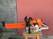 Stihl Professional Chainsaw Ms461 With 16 Bar And Chain