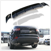 Rear Bumper Skid Plate Board Trim For Land Rover Discovery 5 2017-2018 Lr061302