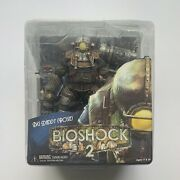 Neca Bioshock 2 Big Daddy Rosie Deluxe Moc Rare - Action Figure - Free Shipping