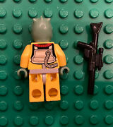Lego Bossk Minifigure Star Wars From 8097 10221 Slave And Super Star Destroyer