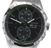 Hamilton Broadway Chronograph H435160 Automatic Winding Mens Secondhand