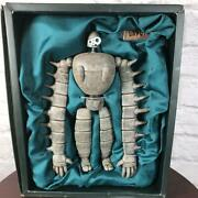 Castle In The Sky A Robot Soldier Figure Ghibli Hayao Miyazaki Limited Cominica