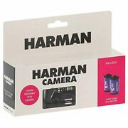 Ilford Harman Reusable 35mm Film Camera With Films 6014777