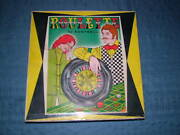 Vintage Toy 1974 Kontrell Roulette Game