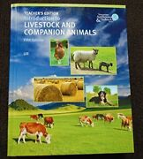 Introduction To Livestock And Companion Animals Teach... By . Emergent Learning
