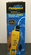 Fieldpiece Aox2 Combustion Check Accessory Head Meter With Thermocouple And Pump