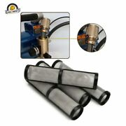 4 Pcs Pump Manifold Filter Airless Sprayer Works With Graco Ultra 395 / 495 /595