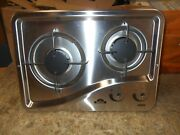 Capital 1204ss 2 Burner Drop-in Cooktop Stainless Steel Rv Free Ship 43