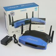 Linksys Wrt1900acs Dual-band Wireless-ac1900 Gigabit Router With 1.6 Ghz Cpu