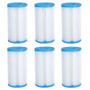 Pool Filters Type A Or C For Intex Summer Pool Waves Type A / C Free Shipping Us