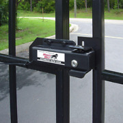 Automatic Gate Lock For Single And Dual Swing Gate Openers