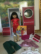 Ivy Ling American Girl Doll, Great Condition, Full Collection