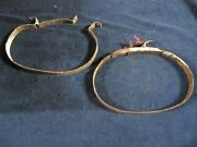 1923 1924 1925 Model T Ford Oval Gas Tank Straps