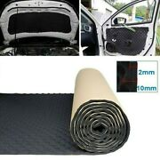 Sound Insulation Truck Deadening Car Proofing Heat Closed Cell Foam Anti-noise