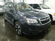 Passenger Front Door Electric Automatic Up And Down Fits 17 Forester 681850