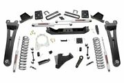 6in Ford Suspension Lift Kit W/ Radius Arms 17-21 F-250/350 4wd   Diesel