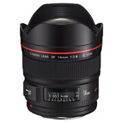 Canon Ef 14mm F/28l Ii Usm Objectif Ultra Gand Angle Appareil Photo Focale Fixe