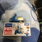 Tomica Disney Store Limited Dmex02 Chimuchim Donald Duck