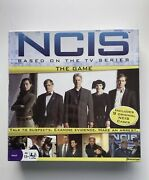 Ncis The Game Board Game Based On Tv Series 2010 Brand New