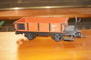 Urf33] Lgb G Scale 94005 Highboard Car With Bremser Platform Without Boxed