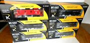 K-line Baltimore And Ohio 6 Car Set. 5 Hoppers And Caboose.n/b Lionel Compatible
