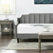 Gracewood Hollow Elijah Channel-tufted Twin Sofa Daybed