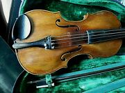 Antique Itailan Violin Dated 1816 Take Look May Be A Winner