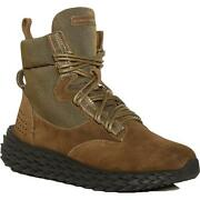 Giuseppe Zanotti Mens Urchin Suede Ankle Hiking Combat Boots Shoes Bhfo 1201