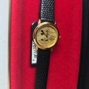 Seiko Mickey Mouse Watch Disney Womens Symphony Hour Limited Edition Watch Coa