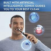 Oral-b Genius X Electric Toothbrush With 3 Oral-b Replacement Brush Heads And To