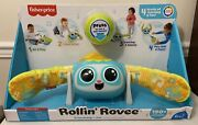Fisher-price Rollinand039 Rovee Interactive Activity Toy With Music Lights