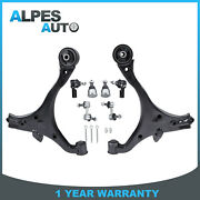 Front Lower Control Arms Ball Joint For 2001-05 Honda Civic Sedan/coupe Acura El