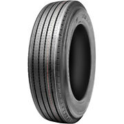 4 Tires Leao T810 295/75r22.5 Load H 16 Ply Trailer Commercial