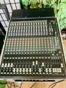 Mackie Onyx 1640i Mixer With 10m Snake, Spare Faders.