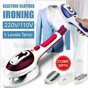 Handheld Steamer Iron Travel Portable Clothes Garment Steam Wrinkles Remover