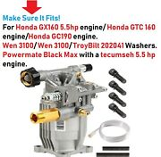 For Honda Engine//troybilt/power Boss Models Listed Replacement Pump Washers