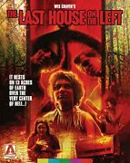 The Last House On The Left 3-disc Limited Edition [blu-ray] New