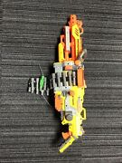 Nerf Vulcan Ebf-25 With Ammon Belt - No Tripod - Discontinued - Not Tested