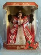 Misprint Holiday 10th Anniversary Special Edition 1997 Barbie. Mint/unopened.