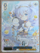 Signed Weiss Schwarz Is The Order A Rabbit Bloom Gu-w88-082 Ssp Chino Foil