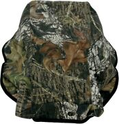 Moose Utility Cordura Seat Cover Camo For Yamaha Grizzly 660 02-07